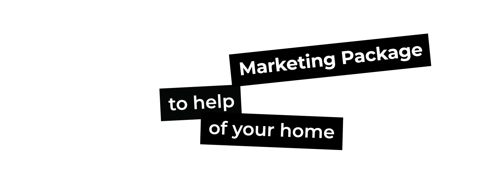 FREE $4k Marketing Package to help boost the sale of your home